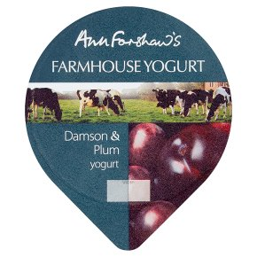 Ann Forshaw's Farmhouse Yogurt Damson & Plum