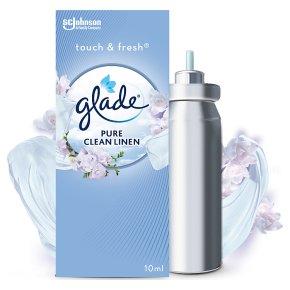 Glade Touch'n Fresh Clean Linen Refill