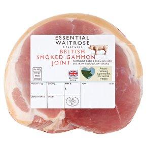 Essential Smoked British Gammon Joint