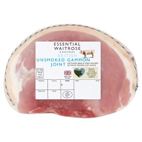 Essential Unsmoked British Gammon Joint