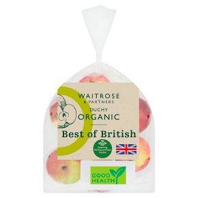 Waitrose Duchy Best Of British Apples