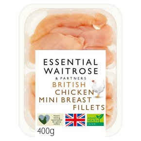 Essential British Chicken Mini Breast Fillets