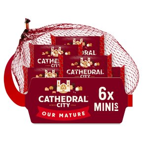 Cathedral City Mini Mature Cheddar