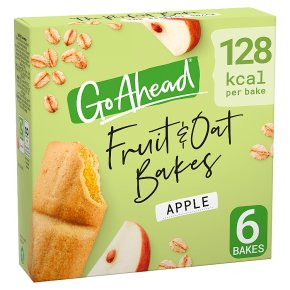 Go Ahead! Fruit & Oat Bakes Apple
