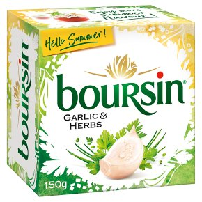 Boursin Garlic & Herbs Soft Cheese