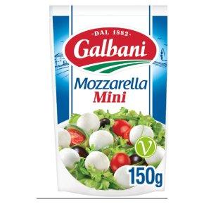 Galbani 20 mini mozzarella