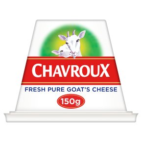 Chavroux Fresh Pure Soft Goat's Cheese