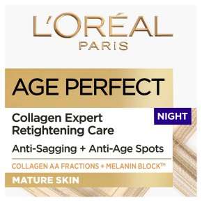 L'Oréal Age Perfect Re-hydrating Night
