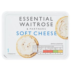 Essential Soft Cheese Strength 1