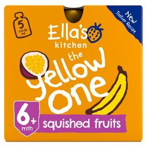 Ella's kitchen smoothie fruit the yellow one