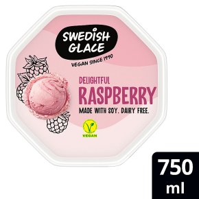 Swedish Glace Raspberry