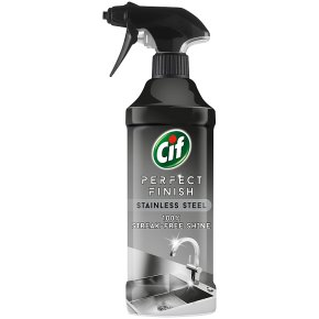 Cif Spray Stainless Steel