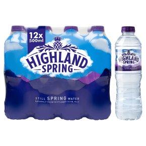 Highland Spring Still Spring Water