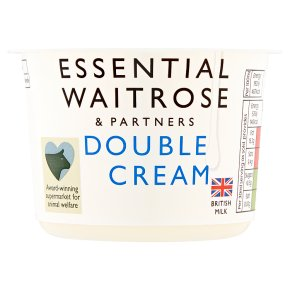 Essential Double Cream