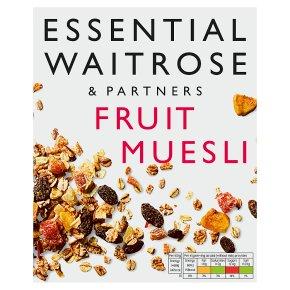 Essential Fruit Muesli