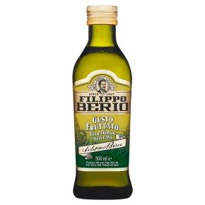 Filippo Berio gusto fruttato olive oil