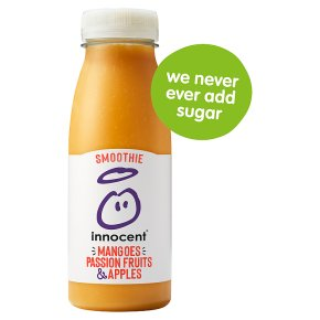 Innocent Smoothie Mangoes Passion Fruits & Apples