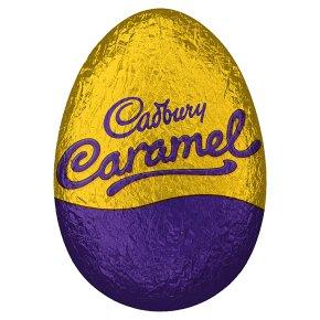 Cadbury Caramel Chocolate Egg single
