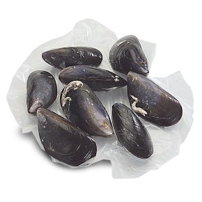Rope Grown Scottish Mussels