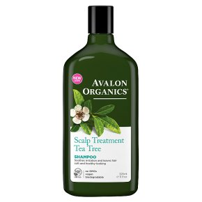 Avalon Organics tea tree shampoo