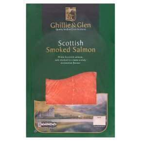 Ghillie & Glen Scottish Smoked Salmon