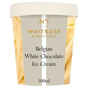 No.1 White Chocolate Ice Cream