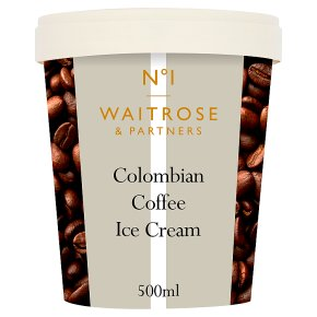 No.1 Colombian Coffee Ice Cream