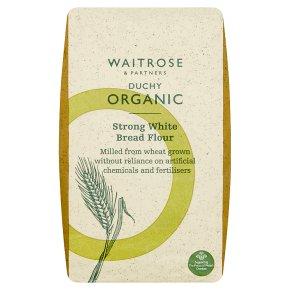 Duchy Organic Strong White Bread Flour