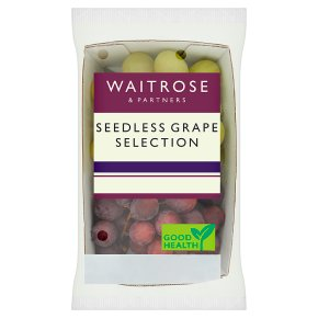 Waitrose Seedless Grape Selection