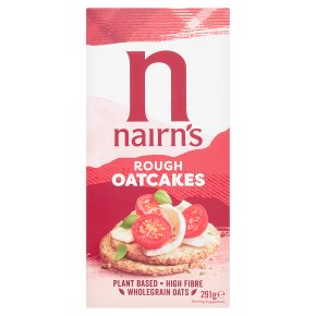 Nairn's Oat Cakes Rough