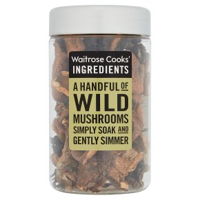 Cooks' Ingredients Wild Mushrooms