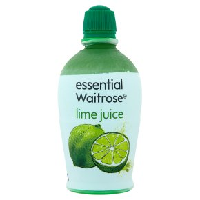Essential Lime Juice