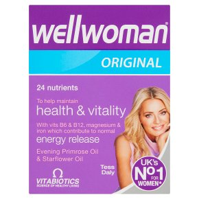 Wellwoman Original Tablets
