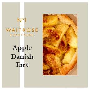 No.1 Apple Danish Tart