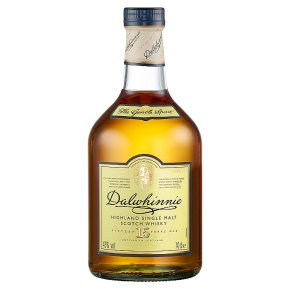 Dalwhinnie 15 Year Old Single Malt Scotch Whisky