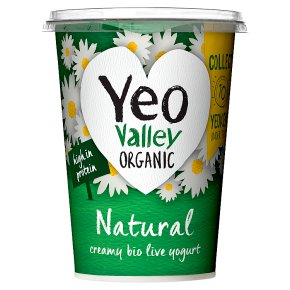 Yeo Valley Natural Yogurt