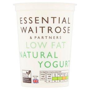 Essential Low Fat Natural Yogurt
