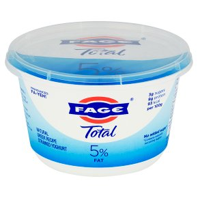 FAGE Total 5% Fat Natural Yoghurt