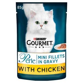 Gourmet Perle with Chicken in Gravy