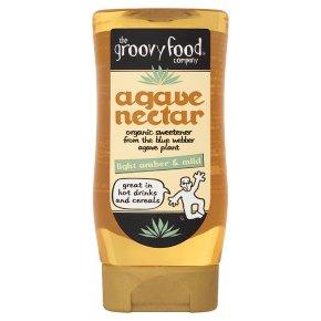 Groovy Food Light Amber & Mild Agave Nectar