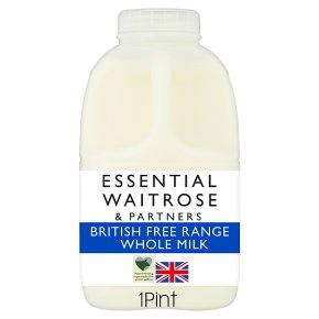 Essential Whole Milk