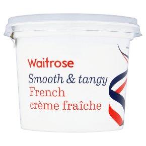 Waitrose French crème fraîche