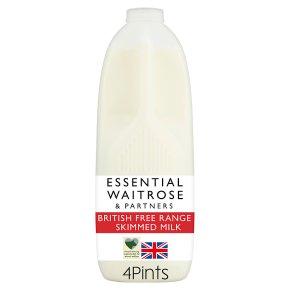 Essential Skimmed Milk