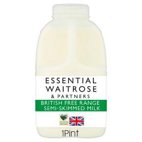 Essential Semi Skimmed Milk