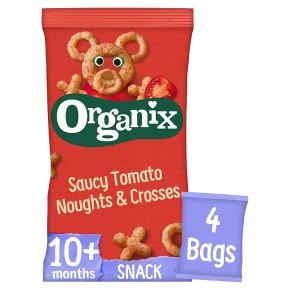 Organix Tomato & Noughts & Crosses
