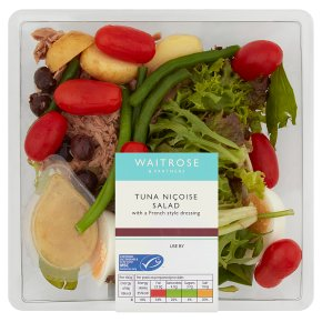Waitrose MSC Tuna Niçoise Salad