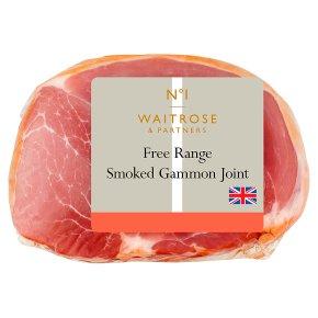 No.1 Free Range Smoked English Gammon