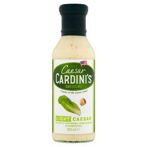 Cardini's light Caesar dressing
