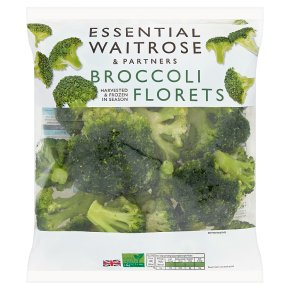 Essential Broccoli Florets