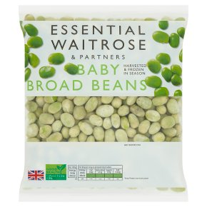 Essential Baby Broad Beans